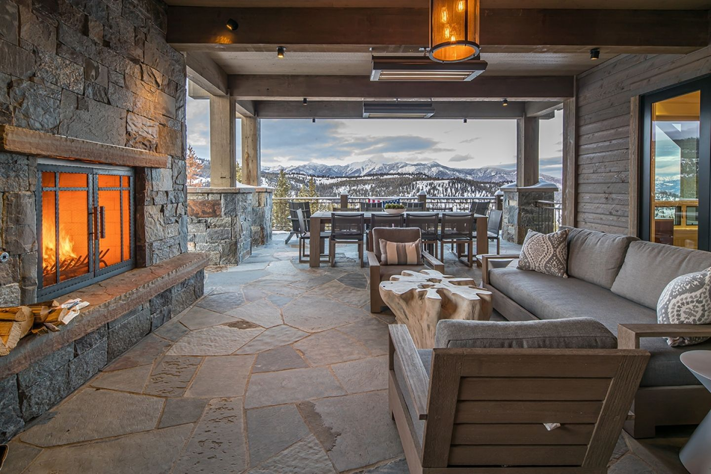 Architecture and Real Estate photography from Big Sky, Bozeman and Yellowstone  Club, Montana — Dave Pecunies Photography